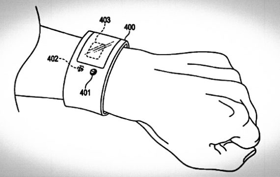 New patent for Apple, making an ECG with your watch