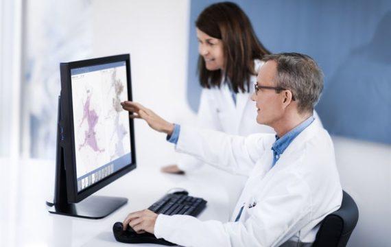 Swedish healthcare provider digitizes pathology for primary diagnostics