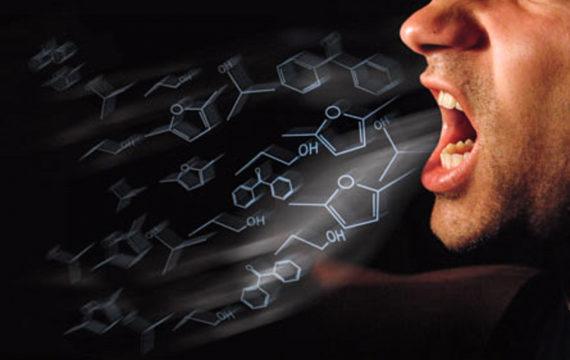 Breathalyser detects 17 illnesses through breath analysis