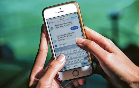 Woebot ehealth digital health healthcare patients