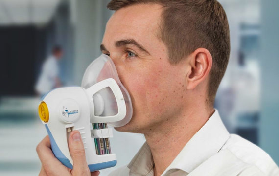 Clinical Trial Launches To Develop Breath Test For Multiple Cancers