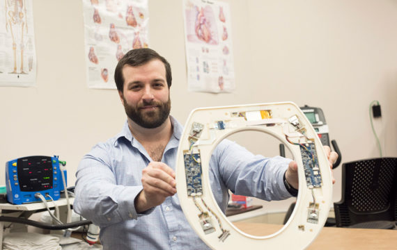 Nicholas Conn, cardiovascular monitoring