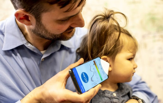 First App That Can Hear Ear Infections In Children