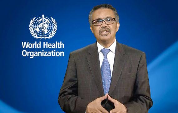 WHO, Digital health, Tedros Adhanhom