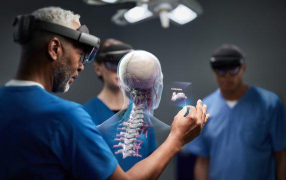 Artificial Inteligence, Microsoft, Novartis, Amazon, ICT&health, Digital health