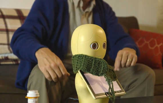 This Robot Knows How To Communicate To Support Patients With Chronic Illness