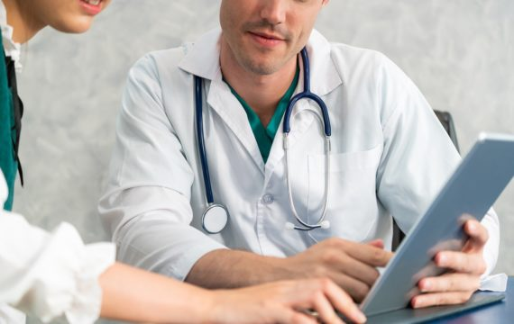 digital health, doctor search data patient