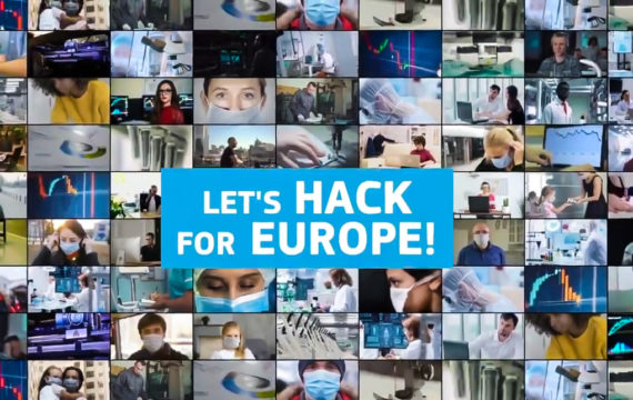 EU, Coronavirus, Covid-19, ICT&health, Europe, Hackaton
