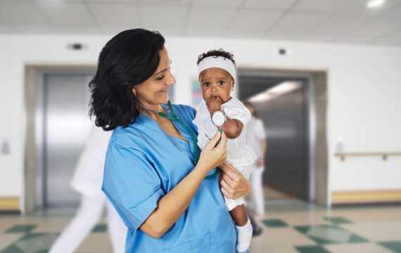 What Will Children's Hospitals Look Like In The Future?